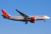 Air India Airbus A330-223 VT-IWB (msn 362) LHR (Antony J. Best). Image: 900038.