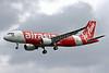 AirAsia (India) Airbus A320-216 WL F-WWBV (VT-AIF) (msn 6015) TLS (Eurospot). Image: 922186.