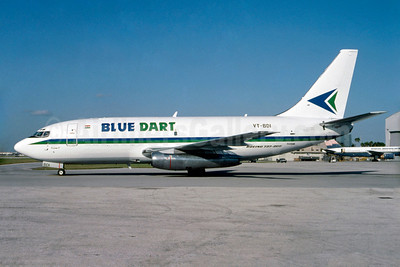 Blue Dart Aviation