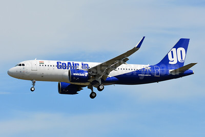GoAir (GoAir.in) (India) Airbus A320-271N WL F-WWIV (msn 9264) TLS (Paul Bannwarth). Image: 947957.