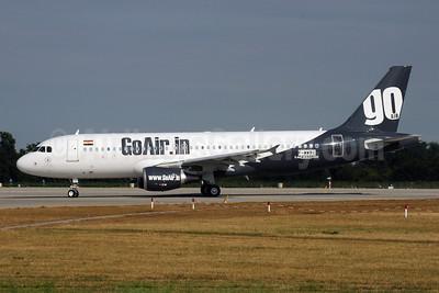 GoAir (GoAir.in) (India) Airbus A320-214 F-WWBC (VT-WAM) (msn 4399) XFW (Gerd Beilfuss). Image: 905339.