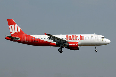 GoAir (GoAir.in) (India) Airbus A320-214 VT-WAF (msn 3306) BOM (Ton Jochems). Image: 901512.