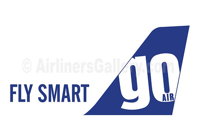 1. GoAir (India) logo