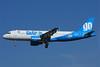GoAir (GoAir.in) (India) Airbus A320-214 F-WWIX (VT-WAJ) (msn 3827) TLS. Image: 902388.