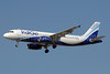 IndiGo Airlines Airbus A320-232 VT-IEU (msn 5092) DXB (Paul Denton). Image: 920464.
