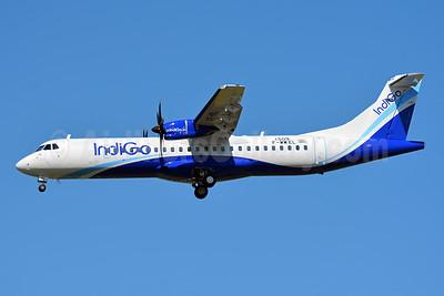 IndiGo Airlines ATR 72-212A (ATR 72-600) F-WWEL (VT-IYL) (msn 1509) TLS (Paul Bannwarth). Image: 943327.