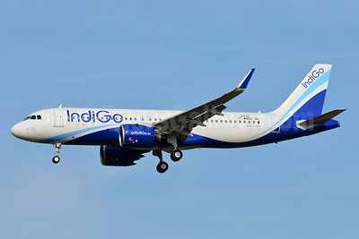 New Airbus A320neo, will become VT-ITY