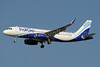 IndiGo Airlines Airbus A320-232 WL VT-IFX (msn 5898) DXB (Paul Denton). Image: 934823.