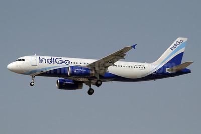 IndiGo Airlines Airbus A320-232 VT-IEM (msn 4947) DXB (Paul Denton). Image: 942279.
