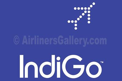 1. IndiGo Airlines logo