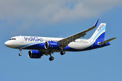 IndiGo Airlines Airbus A320-271N WL F-WWDQ (VT-ITQ) (msn 8387) TLS (Paul Bannwarth). Image: 942970.