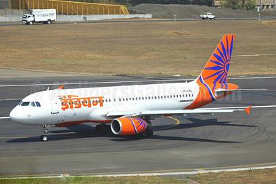 Indian Airlines Airbus A320-231 VT-EPL (msn 074) BOM (John Adlard). Image: 912887.