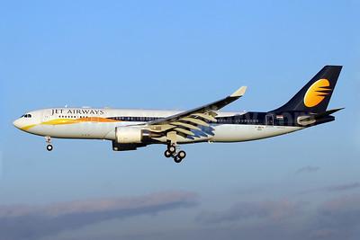 Jet Airways Airbus A330-202 F-WWYA (VT-JWQ) (msn 956) TLS. Image: 901869.
