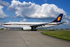 Jet Airways Airbus A330-243 VT-JWE (msn 807) LHR (Dave Glendinning). Image: 908460.