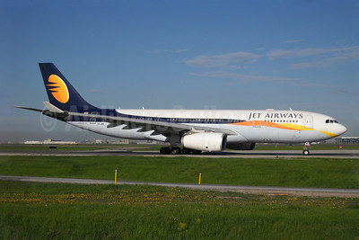 Jet Airways Airbus A330-243 VT-JWE (msn 807) YYZ (TMK Photography). Image: 907308.