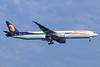 Jet Airways Boeing 777-35R ER VT-JEM (msn 35162) SIN (Michael B. Ing). Image: 935727.