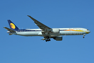 Jet Airways (Etihad Airways) Boeing 777-35R ER A6-JAA (msn 35159) JFK (Jay Selman). Image: 402395.