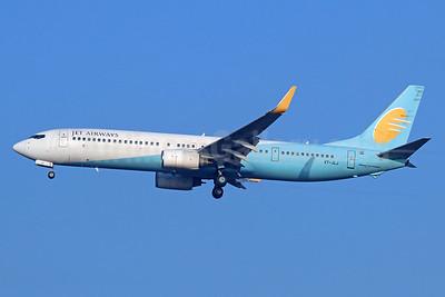 Jet Airways Boeing 737-96N ER WL VT-JLJ (msn 35225) (JetKonnect colors) BKK (Michael B. Ing). Image: 940557.