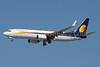 Jet Airways Boeing 737-8FH WL VT-JGG (msn 29668) DXB (Paul Denton). Image: 911042.