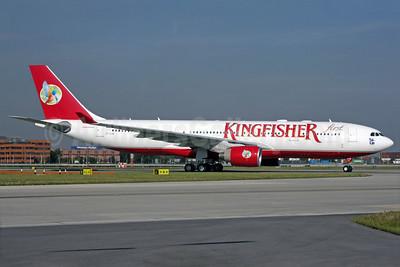 Kingfisher Airlines Airbus A330-223 VT-VJK (msn 874) LHR (Antony J. Best). Image: 902138.