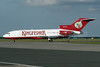 "Kingfisher Airlines Boeing 727-44 WL ""Super 27"" N727VJ (msn 19318) STN (Pedro Pics). Image: 903237."