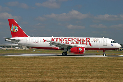 """""""Kingfisher First"""", delivered on July 7, 2006"""