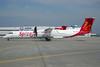SpiceJet Bombardier DHC-8-402 (Q400) C-GLKV (msn 4402) YYZ (TMK Photography). Image: 908699.