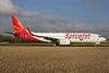 SpiceJet Boeing 737-8GJ WL N119TN (VT-SZC) (msn 39428) QLA (Antony J. Best). Image: 926878.