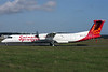 SpiceJet Bombardier DHC-8-402 (Q400) VT-SUH (msn 4389) BOH (Antony J. Best). Image: 908700.