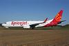 SpiceJet Boeing 737-86J WL G-CGPP (VT-SGJ) (msn 29641) QLA (Antony J. Best). Image: 905634.
