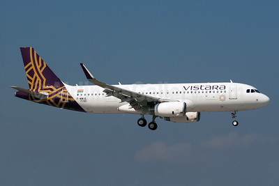 Vistara (TATA SIA Airlines)
