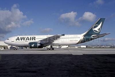 AWAIR-Air Wagon International Airbus A300B4-605R S7-RGO (msn 584) CDG (Pepscl). Image: 949449.