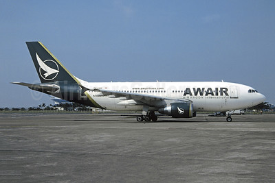 AWAIR-Air Wagon International Airbus A310-322 PK-AWR (msn 409) JKT (Christian Volpati Collection). Image: 949451.