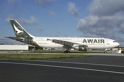 AWAIR-Air Wagon International Airbus A300B4-605R S7-RGO (msn 584) CDG (Pepscl). Image: 949450.