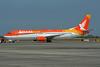 Adam Air Boeing 737-4B7 PK-KMF (msn 24550) SUB (Michael B. Ing). Image: 924040.