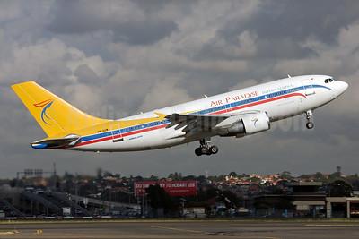 Air Paradise International Airbus A310-324 PK-KDW (msn 534) SYD (Bailey). Image: 931429.