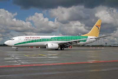 Leased from Transavia on November 13, 2003