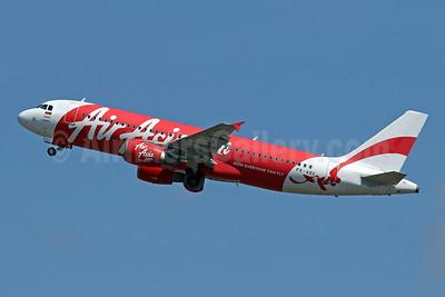 AirAsia (AirAsia.com) (Indonesia AirAsia) Airbus A320-216 PK-AXU (msn 3549) DPS (Pascal Simon). Image: 946465.