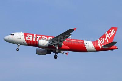 AirAsia (Indonesia AirAsia) Airbus A320-214 PK-AZA (msn 5165) CGK (Michael B. Ing). Image: 938435.