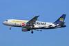 """AirAsia's 2014 """"Turn Back Crime"""" logo jet for Interpol's I-Checkit"""
