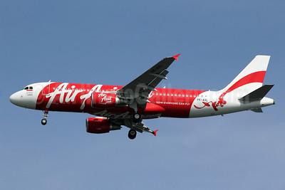 AirAsia (AirAsia.com) (Indonesia AirAsia) Airbus A320-216 PK-AXL (msn 4346) SIN (Michael B. Ing). Image: 907813.