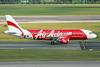 AirAsia (AirAsia.com) (Indonesia AirAsia) Airbus A320-216 PK-AXC (msn 3648) SIN (Michael B. Ing). Image: 925585.
