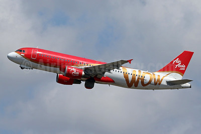 "AirAsia's 2013 ""Wow"" special livery"