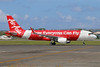 Airline Color Scheme - Introduced 2012 (AirAsia Malaysia)