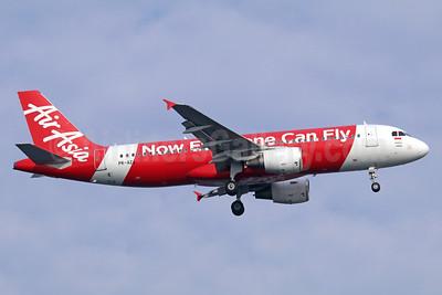 AirAsia (Indonesia AirAsia) Airbus A320-214 PK-AZA (msn 5165) SIN (Michael B. Ing). Image: 938434.