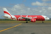 Airline Color Scheme - Introduced 2003 (AirAsia Malaysia)