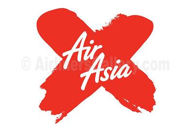 1. AirAsia X (Indonesia) logo