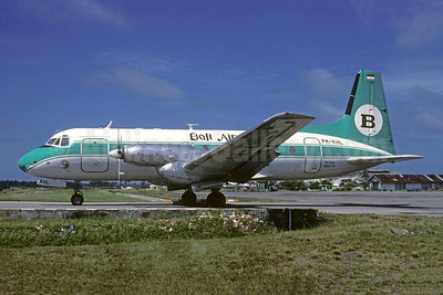 Bali Air Hawker Siddeley HS.748-216 Series 2A PK-KHL (msn 1735) DPS (Christian Volpati Collection). Image: 945631.