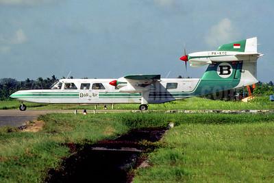 Bali Air Britten-Norman BN-2A Mk. 3-2 Trislander PK-KTC (msn 1017) BPN (Jacques Guillem Collection). Image: 950986.