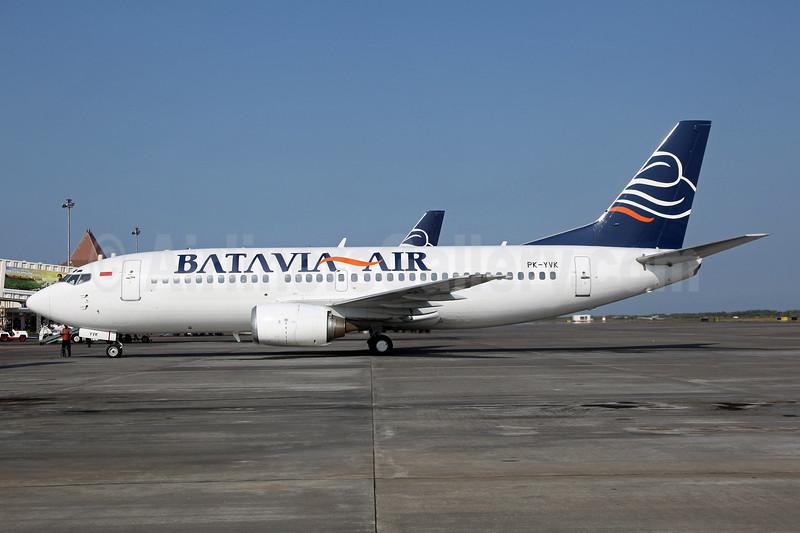 Batavia Air Boeing 737-301 PK-YVK (msn 23233) SUB (John Adlard). Image: 907284.